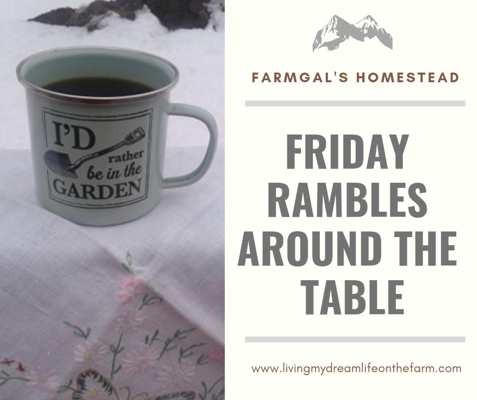 Friday's Rambles (1)